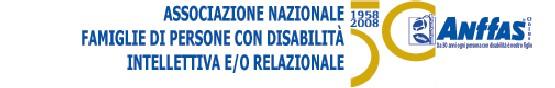 ANFFAS Onlus – Associazione Nazionale Famiglie di Persone con Disabilità Intellettiva e/o Relazionale